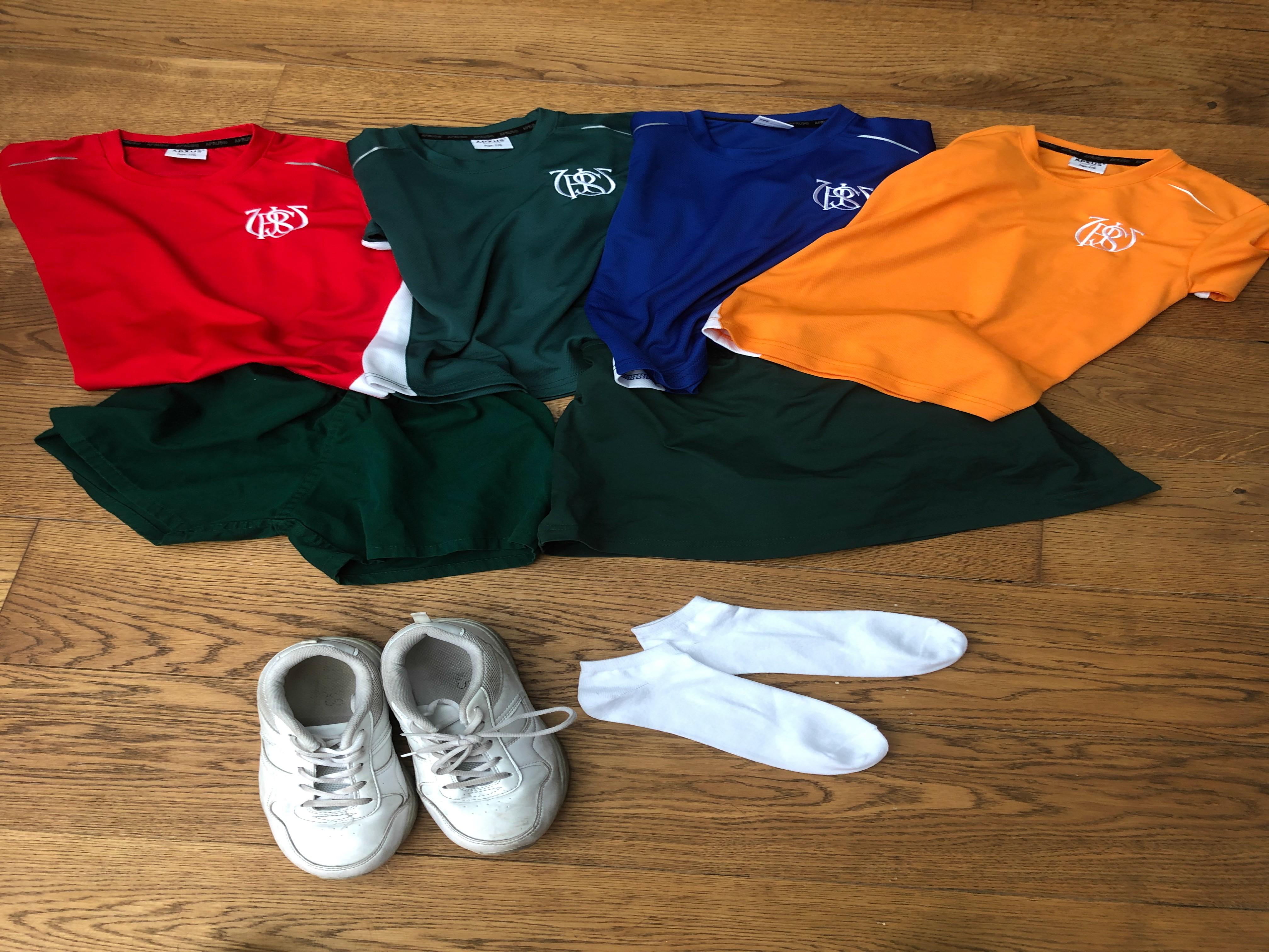 Plain Knee High Socks 3 or 6 Pairs Cotton Girls Ladies Uniform School Office